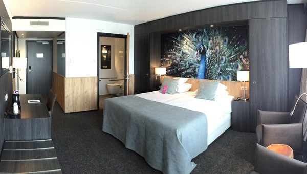 Comfortkamer van der valk hotel tiel